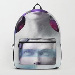 Medusa color blast  Backpack