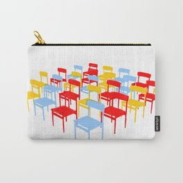 25 Chairs Carry-All Pouch