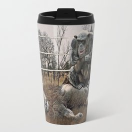 The Undefeated Chump Travel Mug