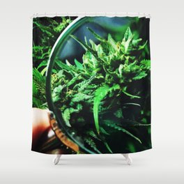 Mary Jane Shower Curtain
