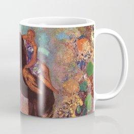 """Odilon Redon """"Muse on Pegasus"""" Coffee Mug"""