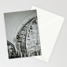 Rollercoaster Maintenance Stationery Cards