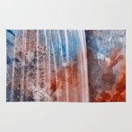 Acrylic Urbex Falls Rug