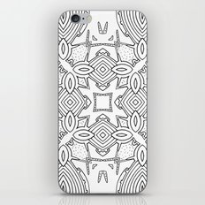 outback lines iPhone & iPod Skin
