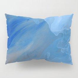 Blue Blue Pillow Sham