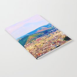 Italian Cityscape Notebook
