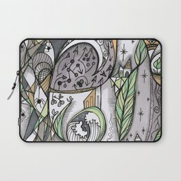 The Story Is Different Laptop Sleeve