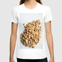 peanuts T-shirts featuring Salted Peanuts by Steve P Outram