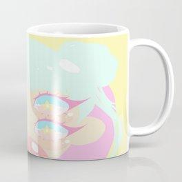 Four Eyes - Bubble Gum Coffee Mug