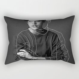 Cole Sprouse Riverdale Rectangular Pillow