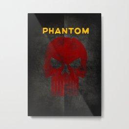 Fantom Metal Print