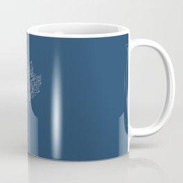 English Oak Blueprint Coffee Mug