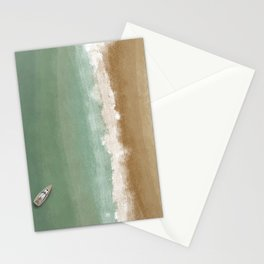 Durdle door in dorset is part of the Jurassic coast in England Stationery Cards