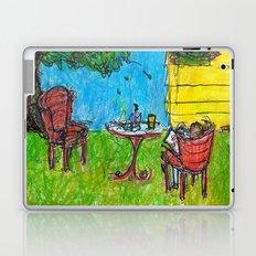 Weekends with Karl Laptop & iPad Skin