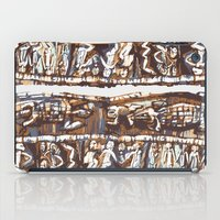 african iPad Cases featuring african by Silvia Gentilini