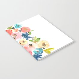 Floral POP #2 Notebook