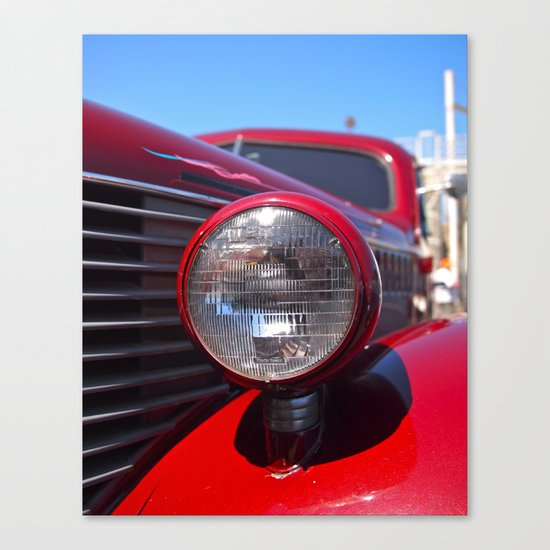 Classic is cool Canvas Print
