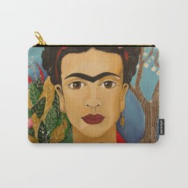 Bandera Frida Carry-All Pouch