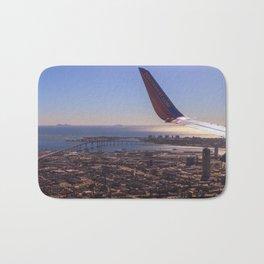 We will be landing in San Diego Bath Mat