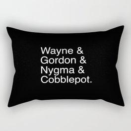 Gotham's Best Rectangular Pillow