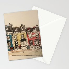 Jelly Bean Lane Stationery Cards