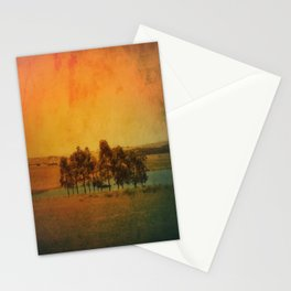 Solitude Colors Stationery Cards
