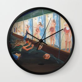 The shopping of Longings Wall Clock