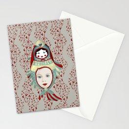 Mermaidoska Stationery Cards