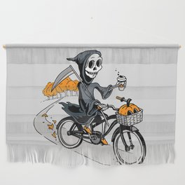 Fall Reaper Wall Hanging