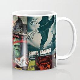 Frankenstein Coffee Mug