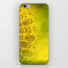 Dirty feathering iPhone & iPod Skin
