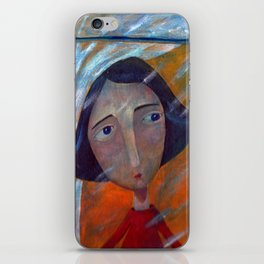 TRAS LA VENTANA iPhone Skin