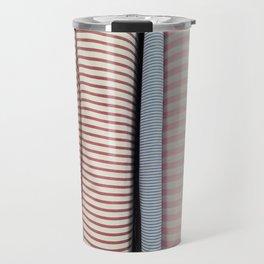 Bolt-Candy Stripes Travel Mug