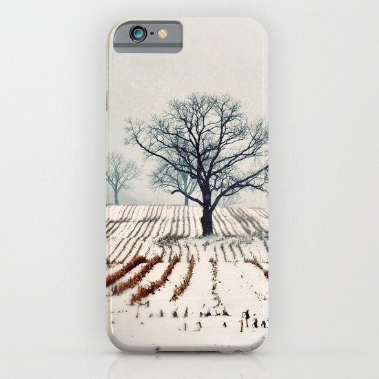 Winter Farm iPhone & iPod Case