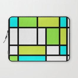 The fake Piet Mondrian Laptop Sleeve