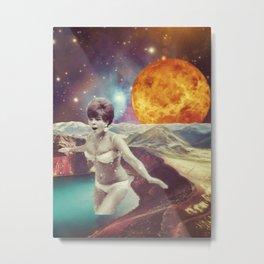 Venus is back... Metal Print