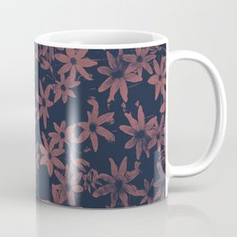 Flowers at Dawn Coffee Mug