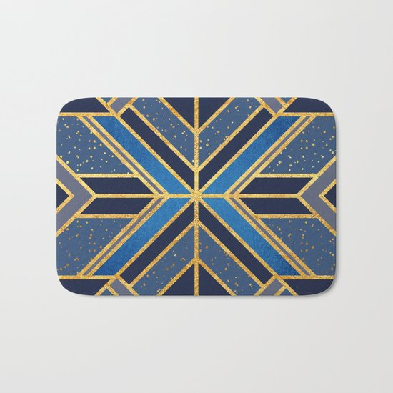 Geo Dream 01 Bath Mat