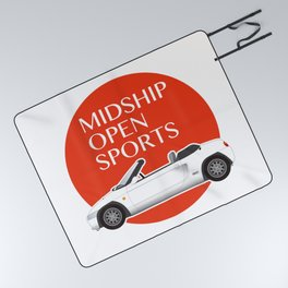Midship Open Sports Picnic Blanket