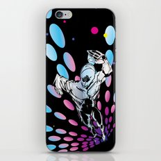 Cosmic Sentinel iPhone & iPod Skin