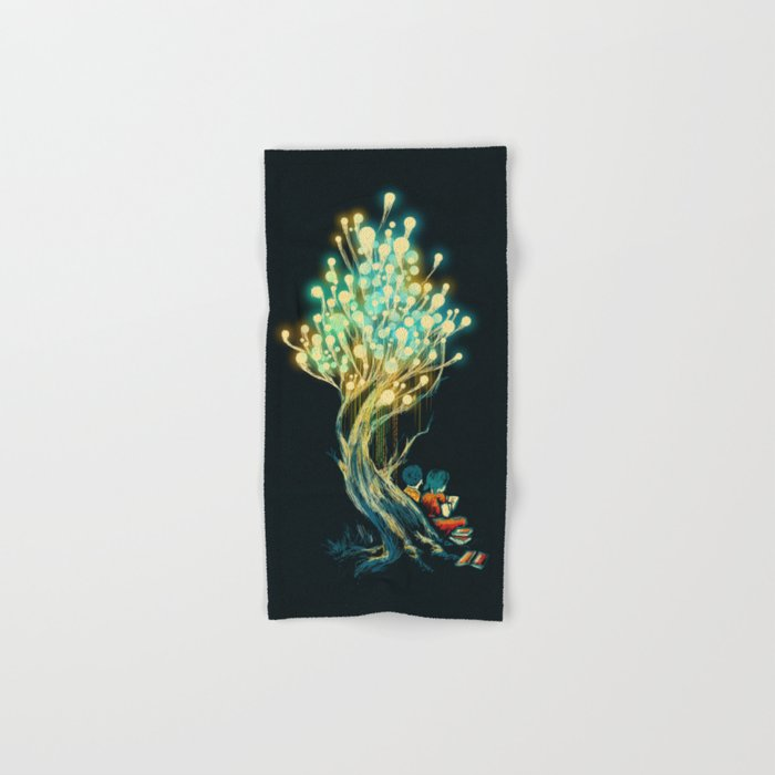 ElectriciTree Hand & Bath Towel