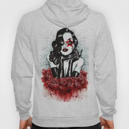 Lady Of The Roses Hoody