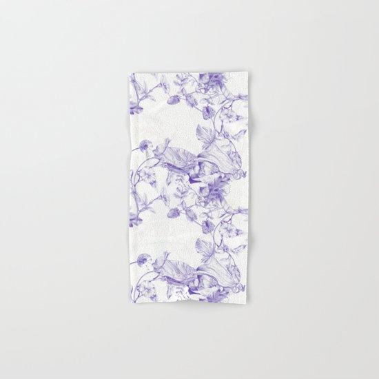 Jeweled Botanist Hand & Bath Towel