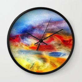 Sea world Wall Clock