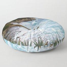 Laguna Beach Floor Pillow