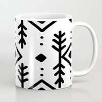 nordic Mugs featuring NORDIC by Nika