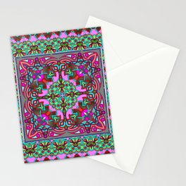 cute color case Stationery Cards