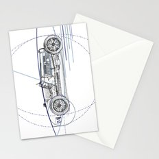 RennSport Speed Series: Type 51 Stationery Cards