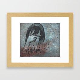 F#*% You Too Framed Art Print