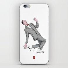 Pee Wee Herman #2 iPhone Skin